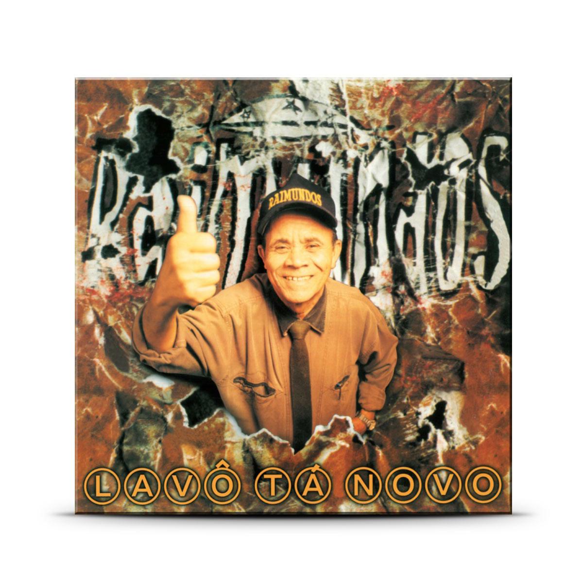 LP Raimundos Lav� t� Novo