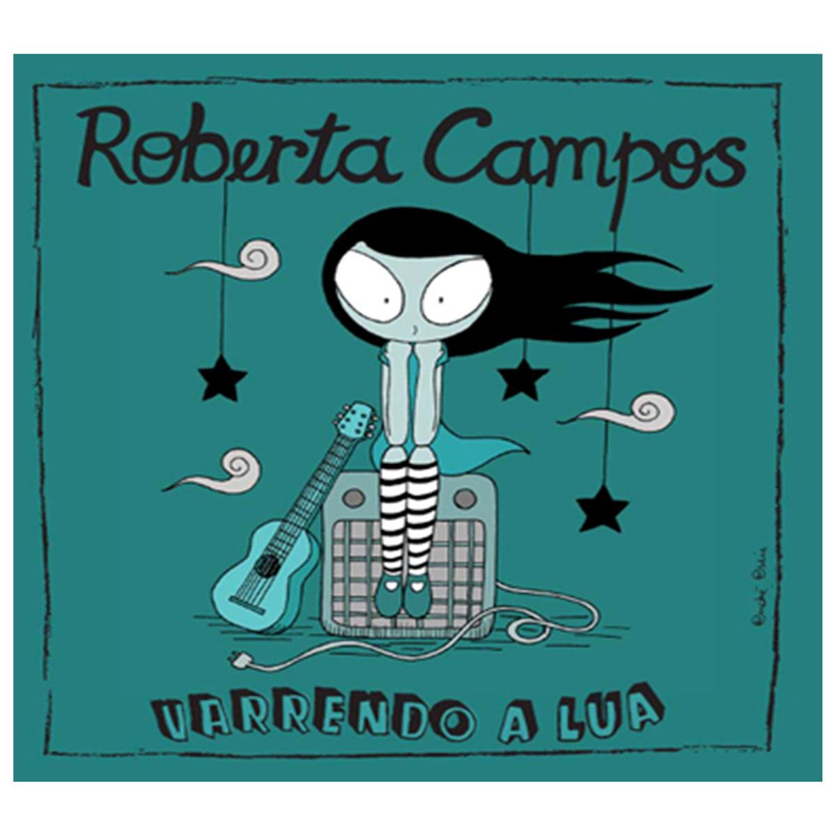 LP Roberta Campos Varrendo A Lua