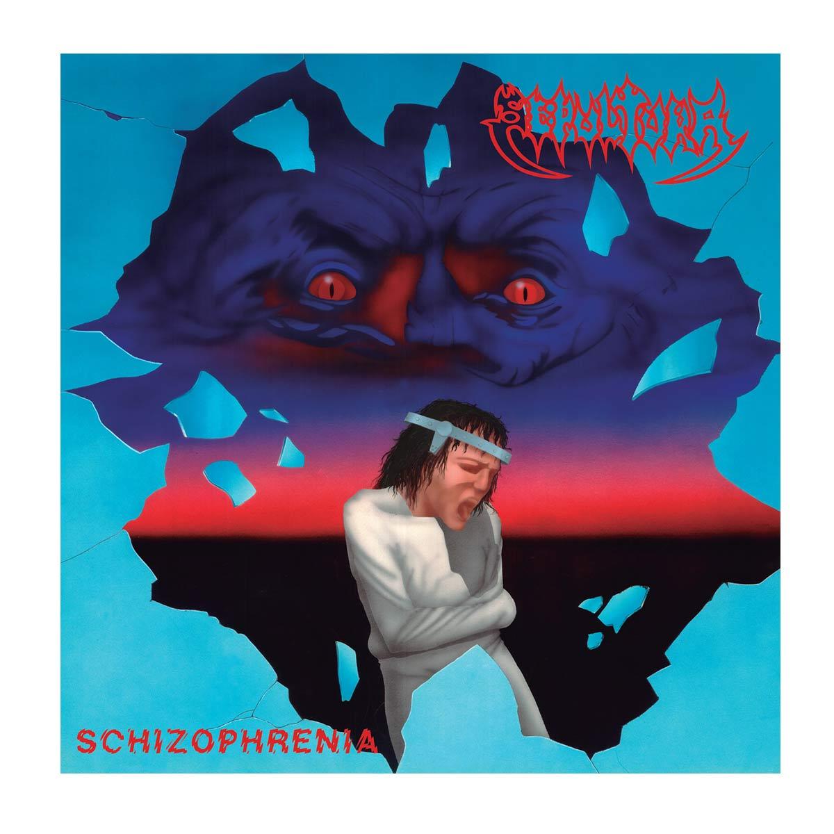 LP Sepultura Schizophrenia