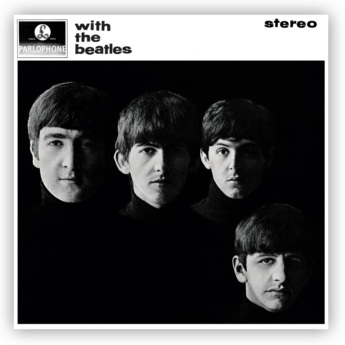 Produto IMPORTADO LP The Beatles - With The Beatles