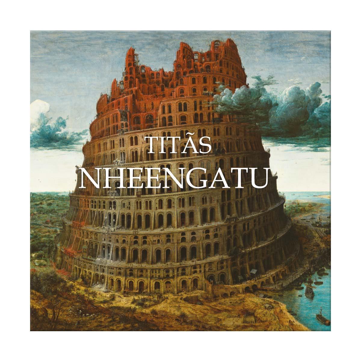 LP Titãs Nheengatu