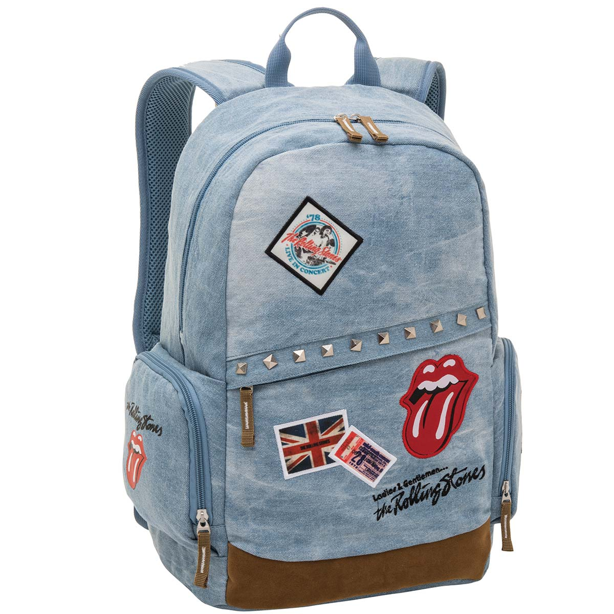 Mochila The Rolling Stones Live in Concert Ladies & Gentlemen