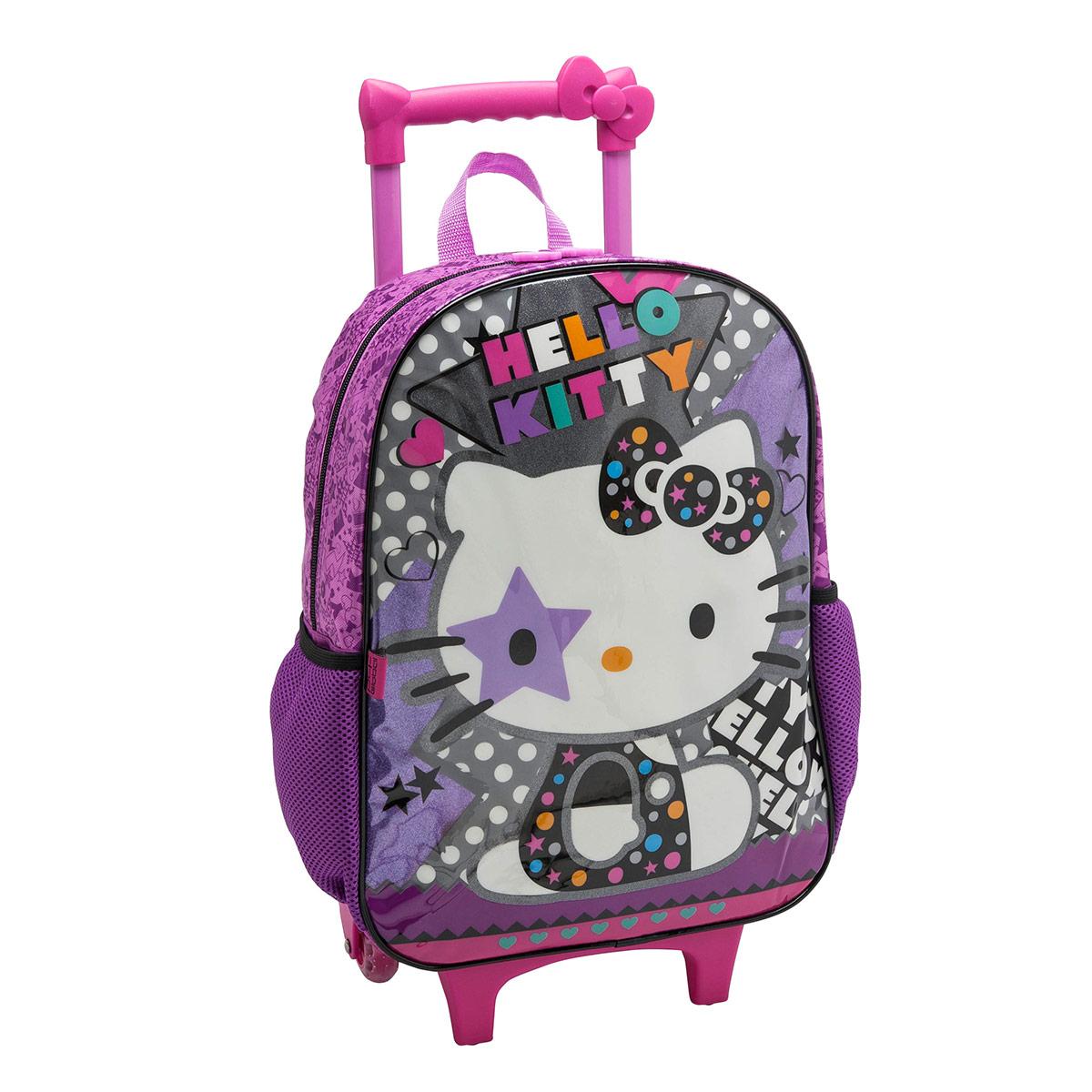 Mochilete Grande Hello Kitty Star 924P01