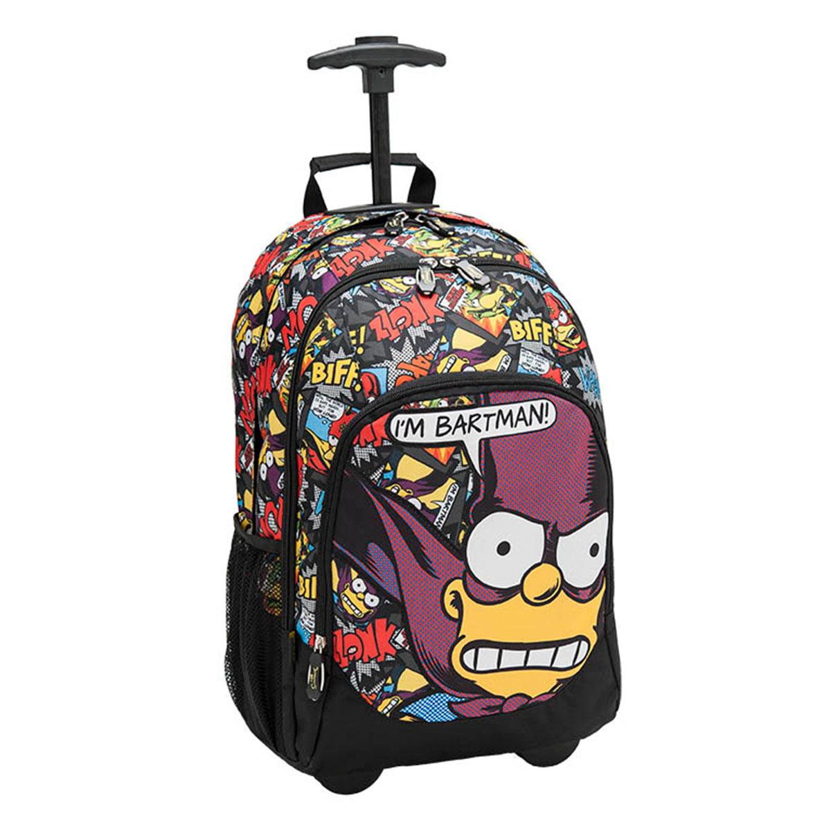 Mochilete The Simpsons Heróis 740067