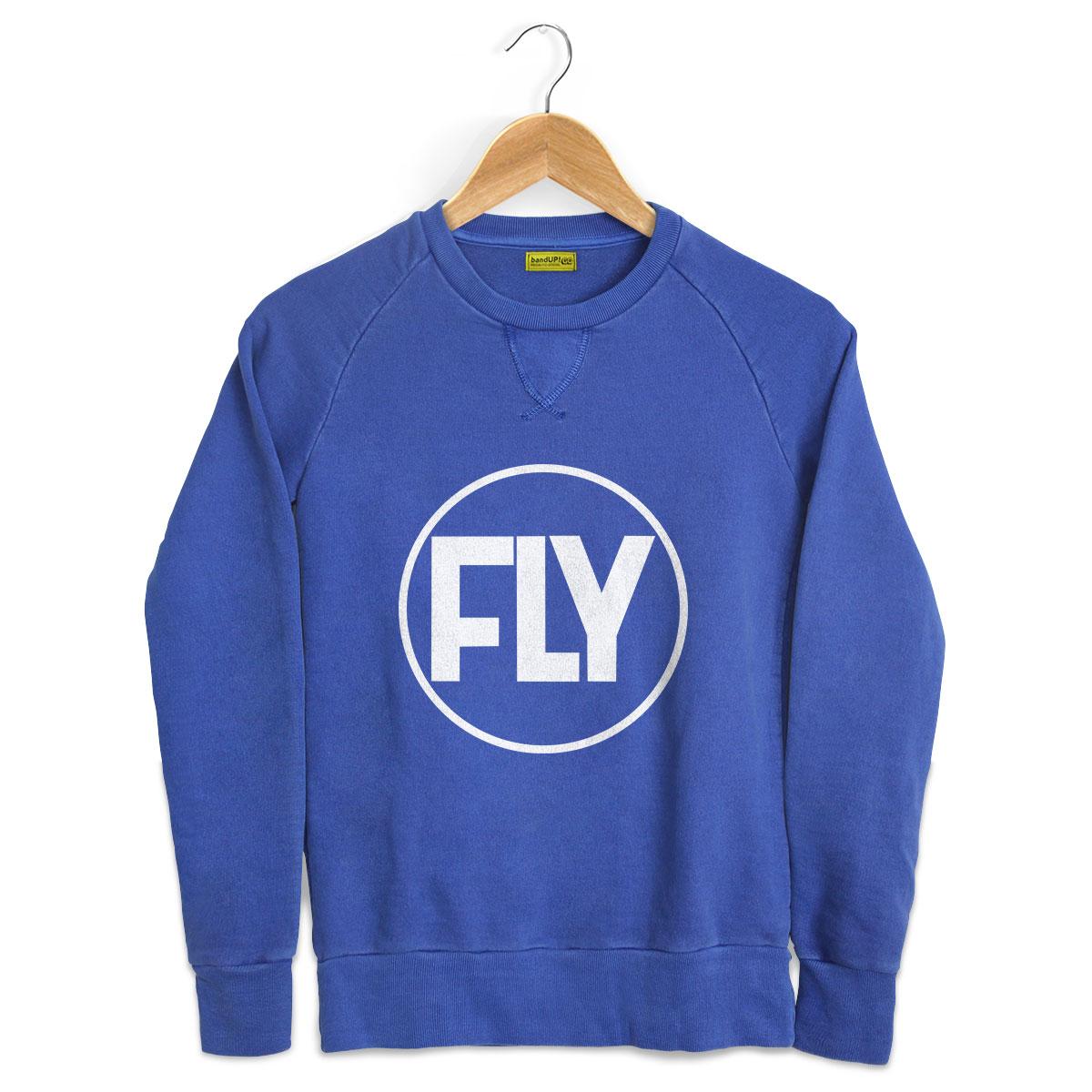 Moletinho Banda Fly Logo