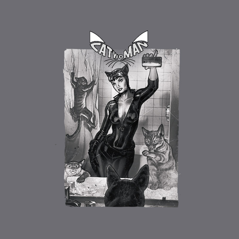 Moletinho Catwoman Self