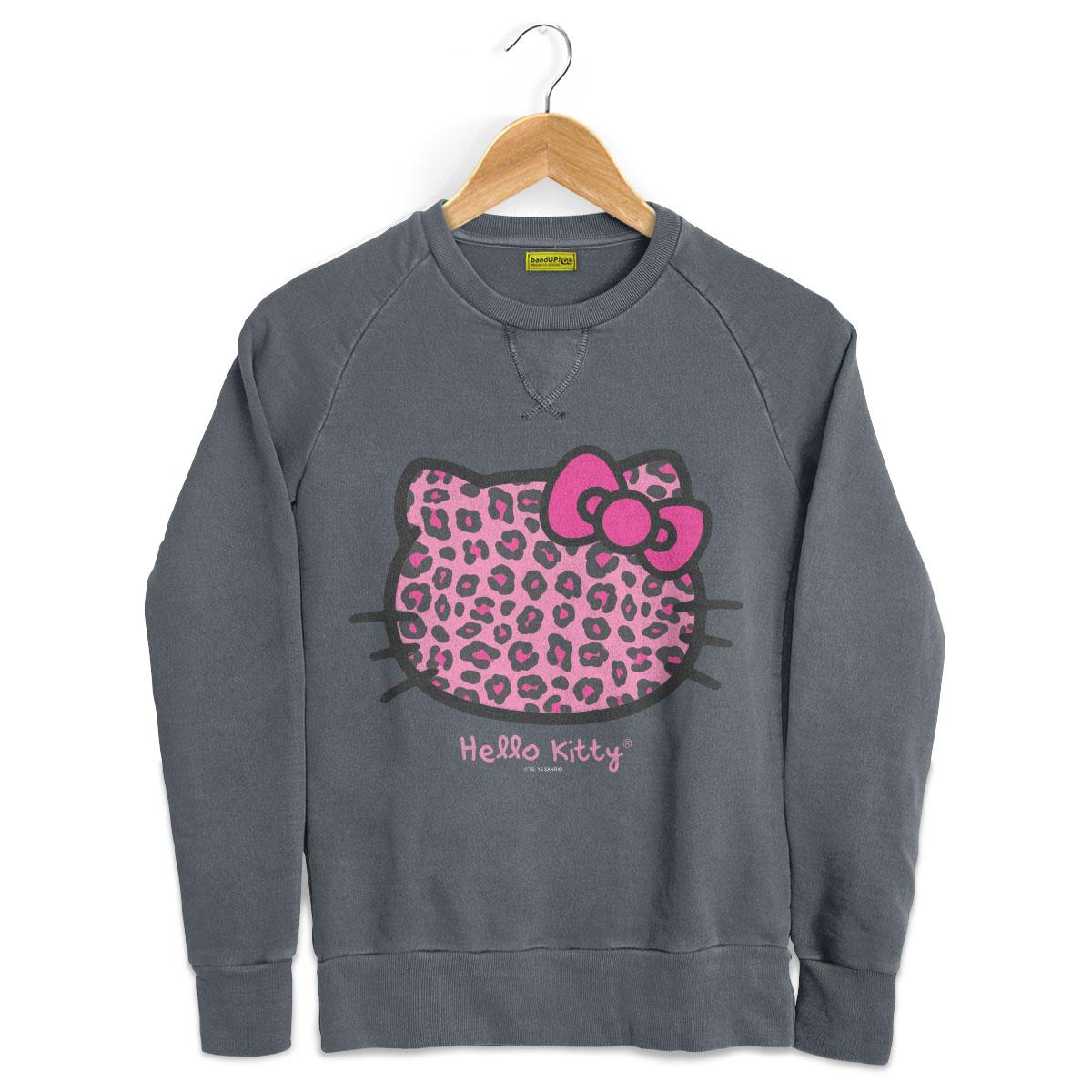 Moletinho Hello Kitty Animal Print