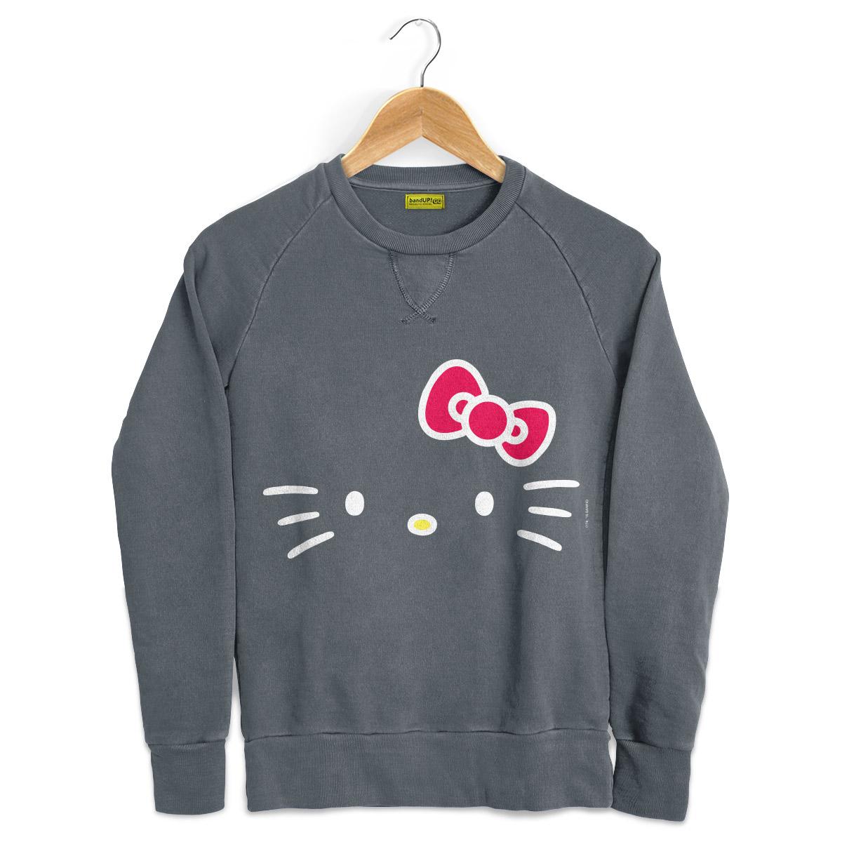 Moletinho Hello Kitty Gray