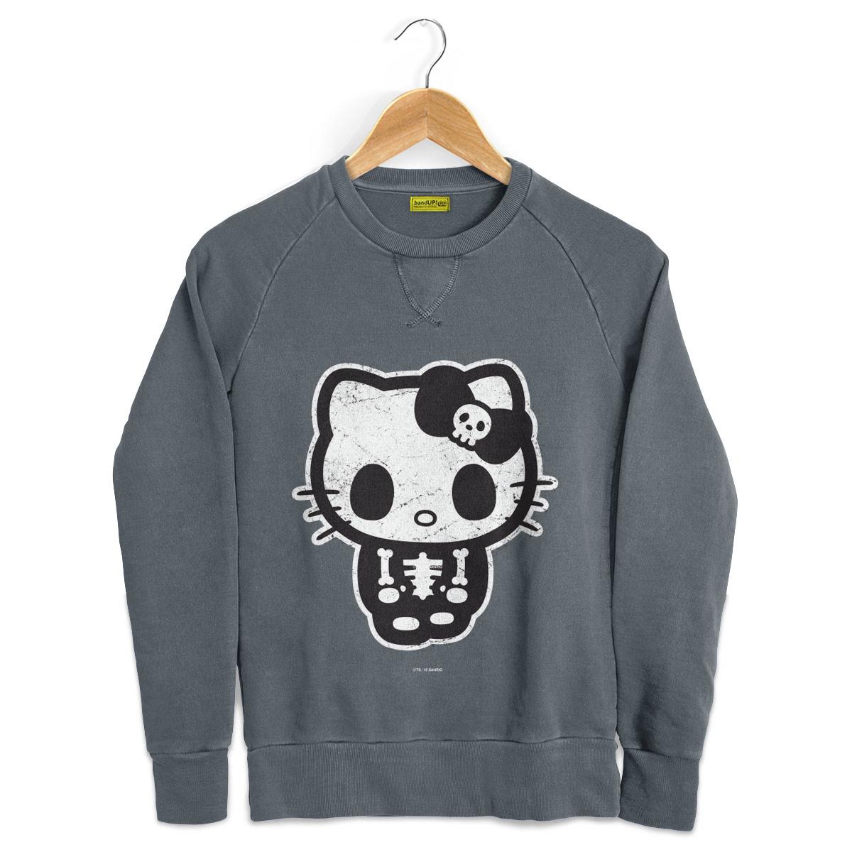 Moletinho Hello Kitty Skull