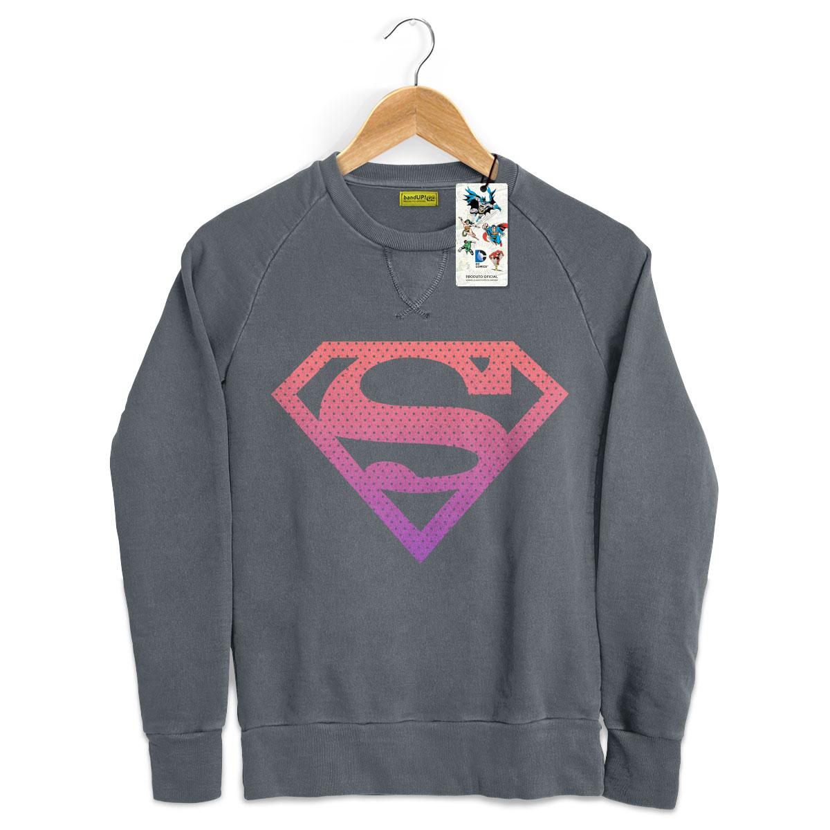 Moletinho SuperGirl Fashion