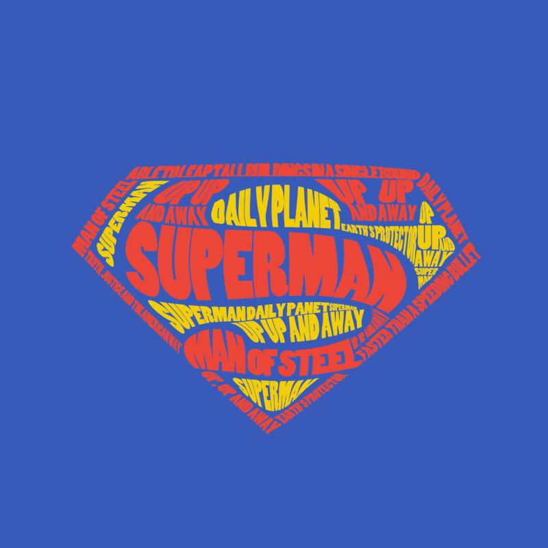 Moletinho Superman Type
