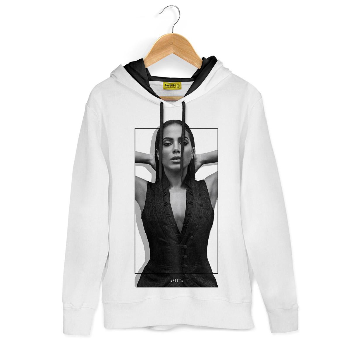Moletom Anitta P&B