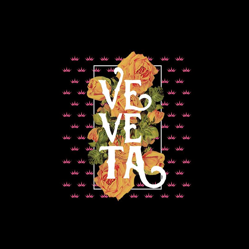 Moletom Ivete Sangalo Veveta Flowers