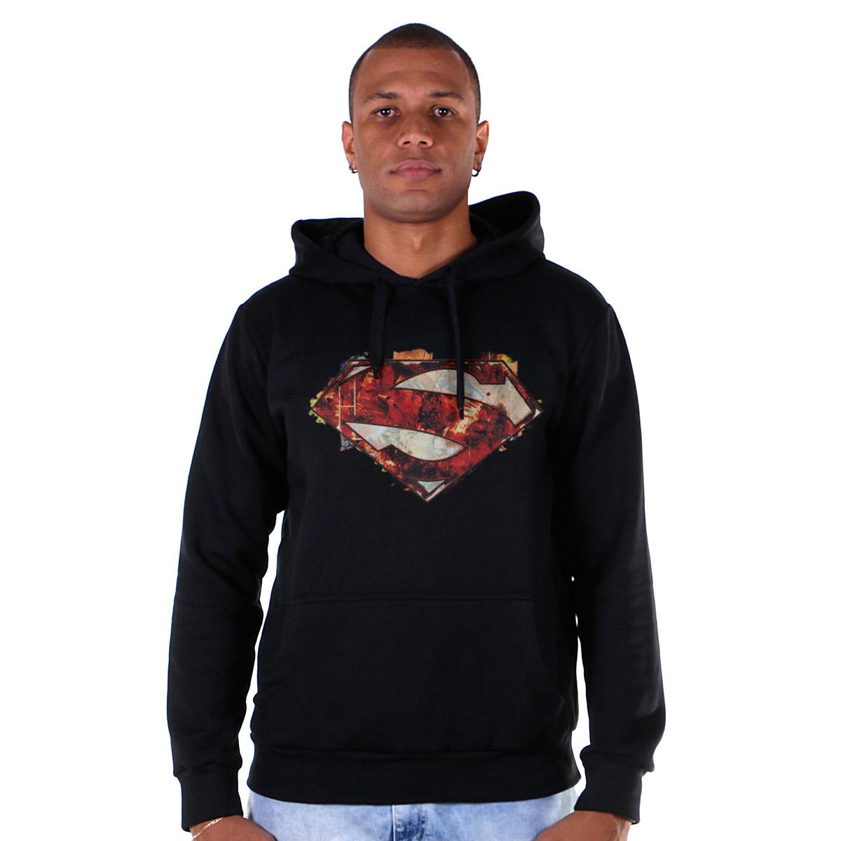 Moletom Superman Force