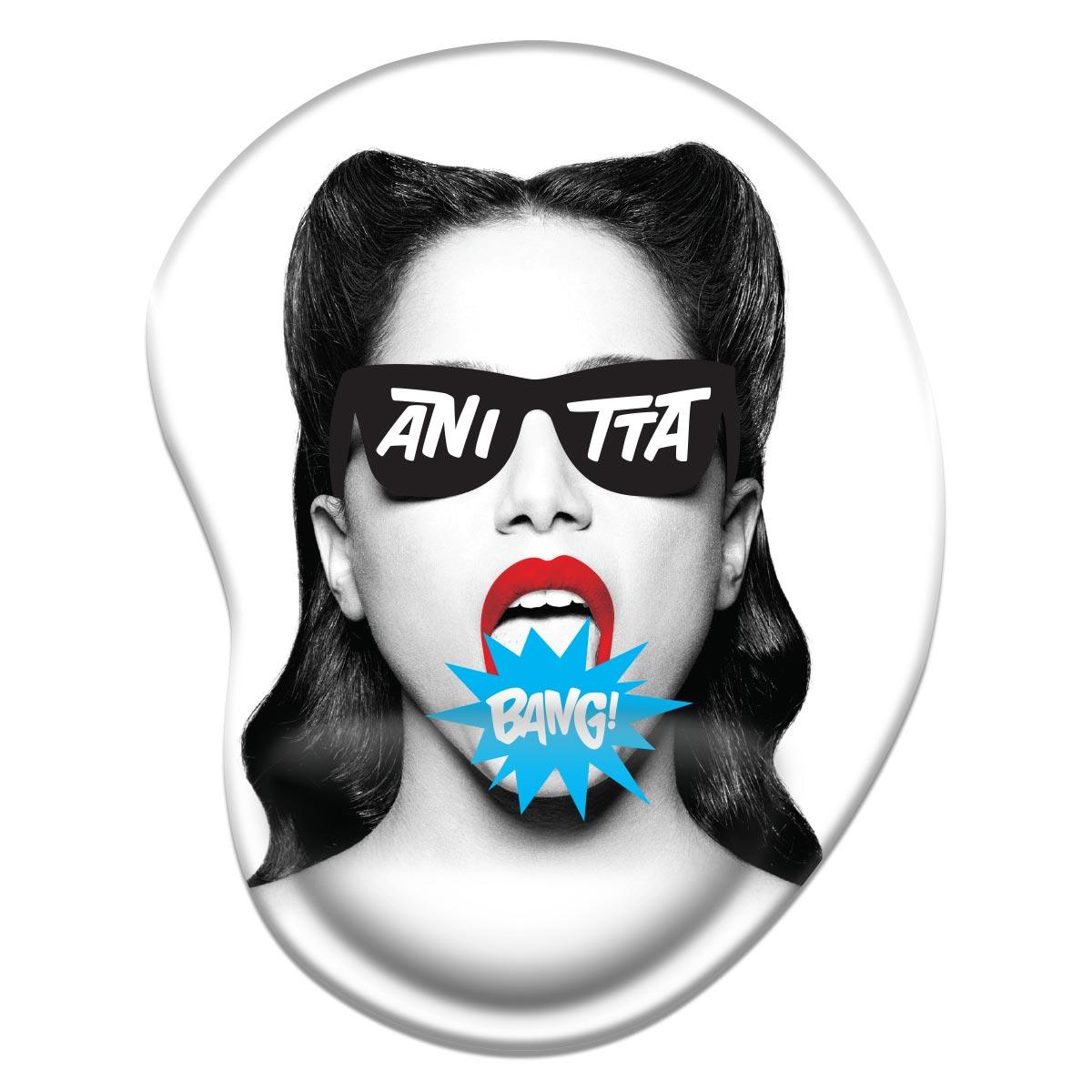 Mousepad Anitta Bang!