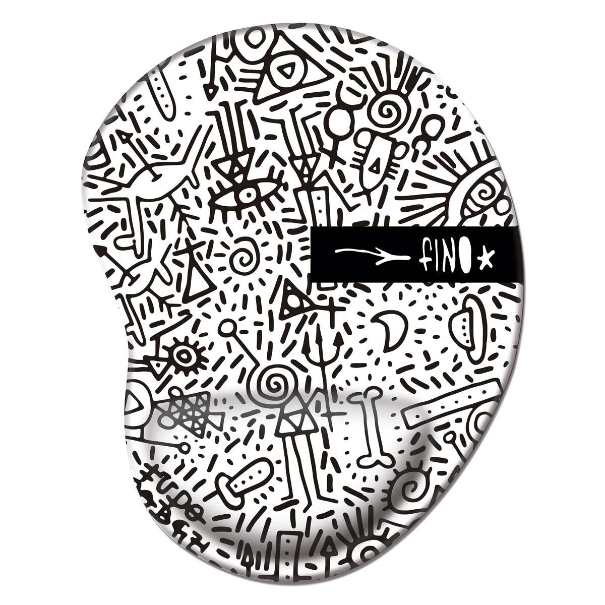 Mousepad Fino Farofa de Religi�o