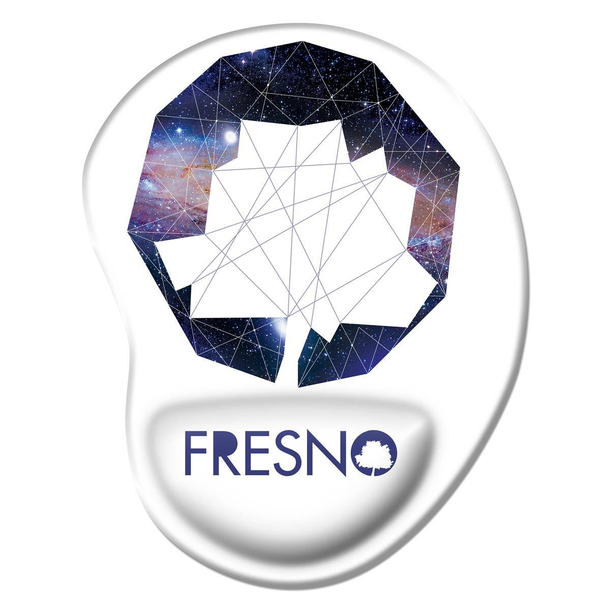 Mousepad Fresno Logo Galaxias