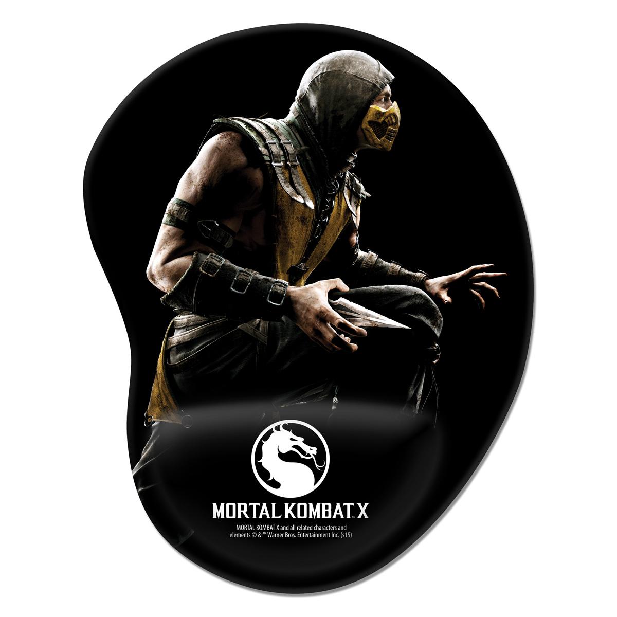 Mousepad Mortal Kombat X Capa