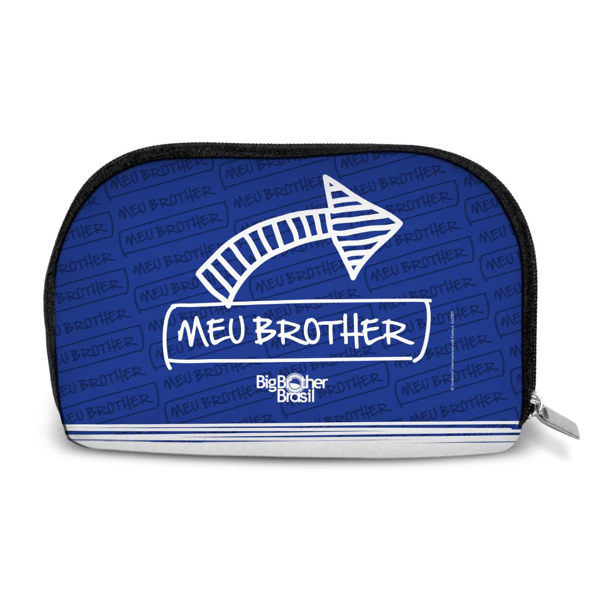 Necessaire Big Brother Brasil 15 Meu Brother