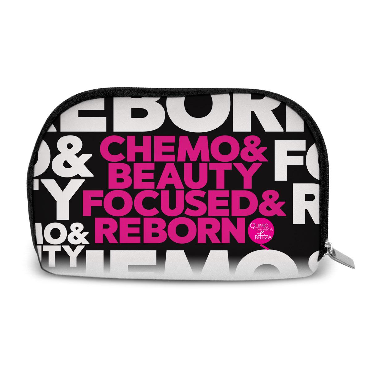Necessaire QeB Chemo & Beauty