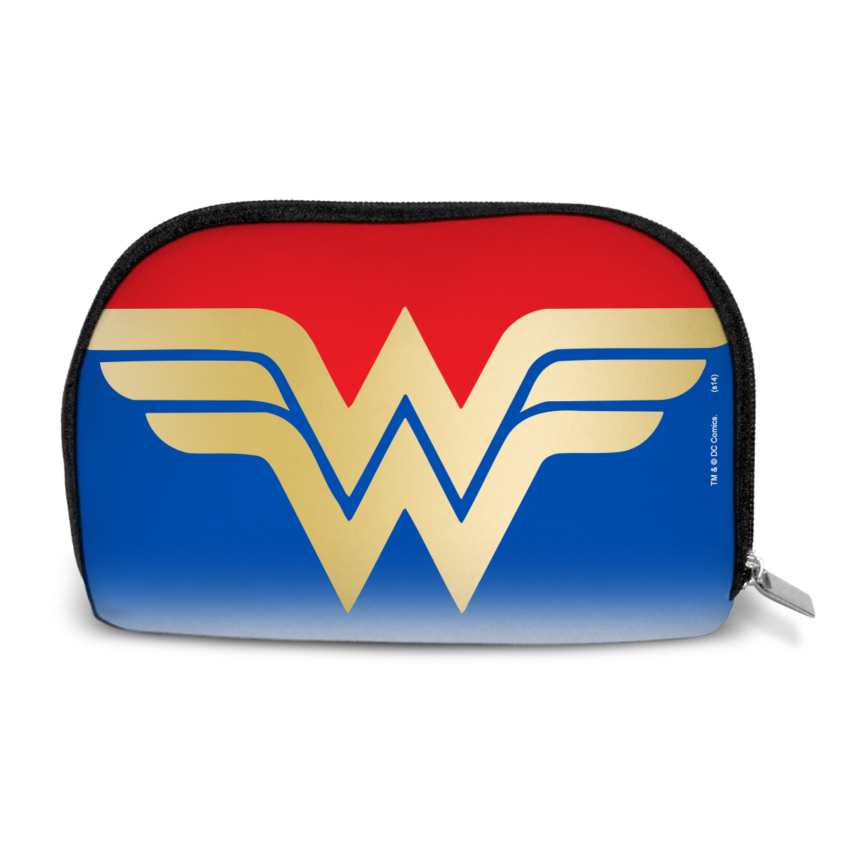 Necessaire Wonder Woman Logo