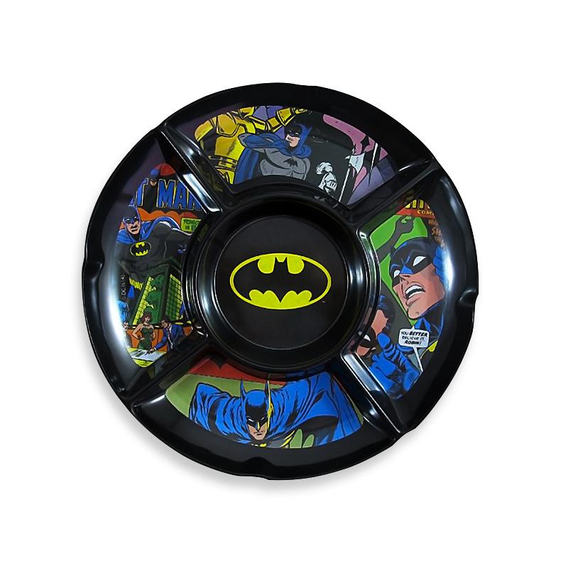 Petisqueira Redonda Batman