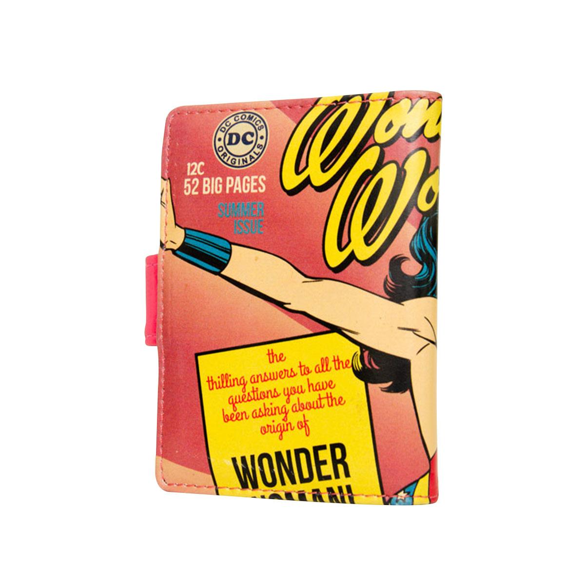 Porta Cartões Wonder Woman