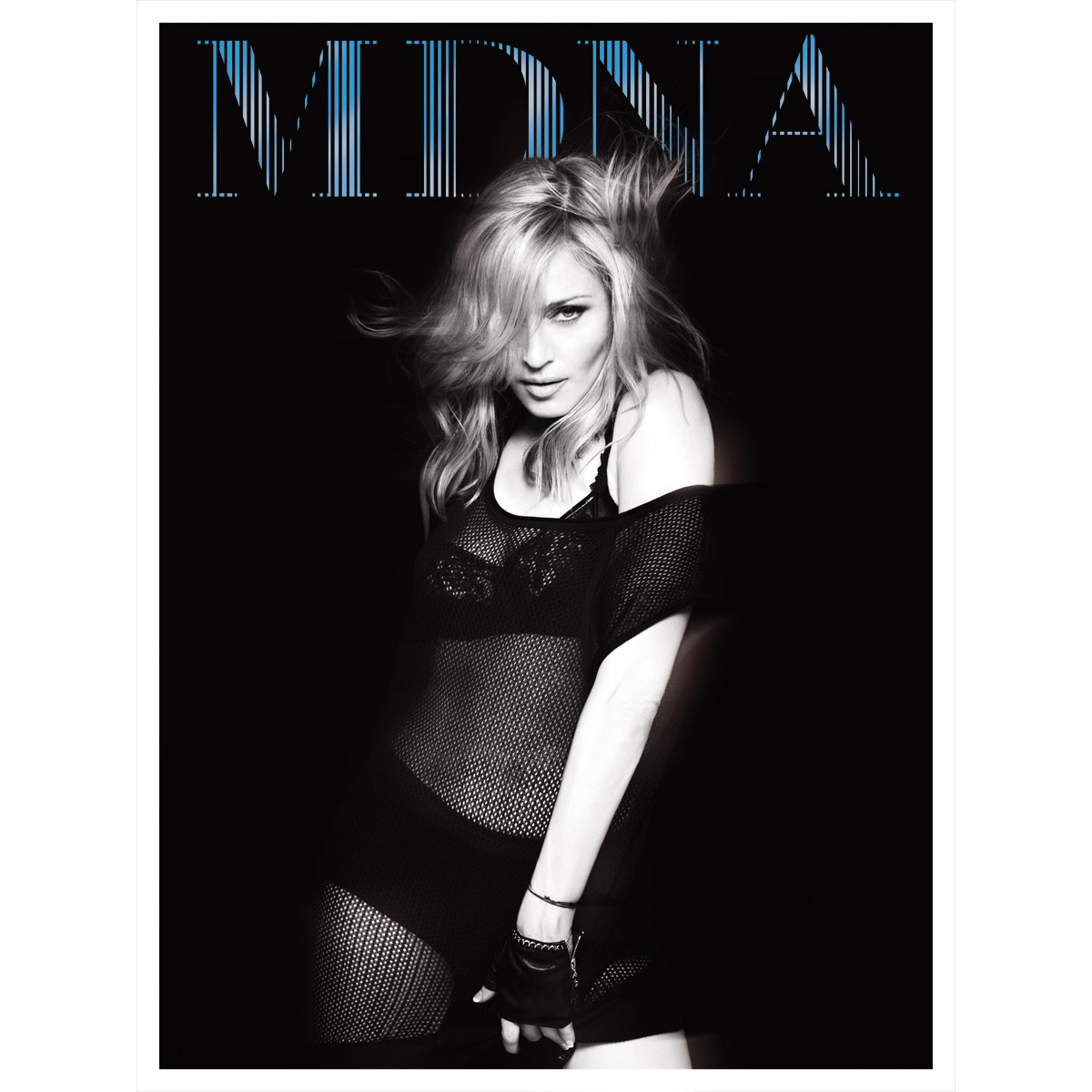 P�ster Madonna MDNA Tour