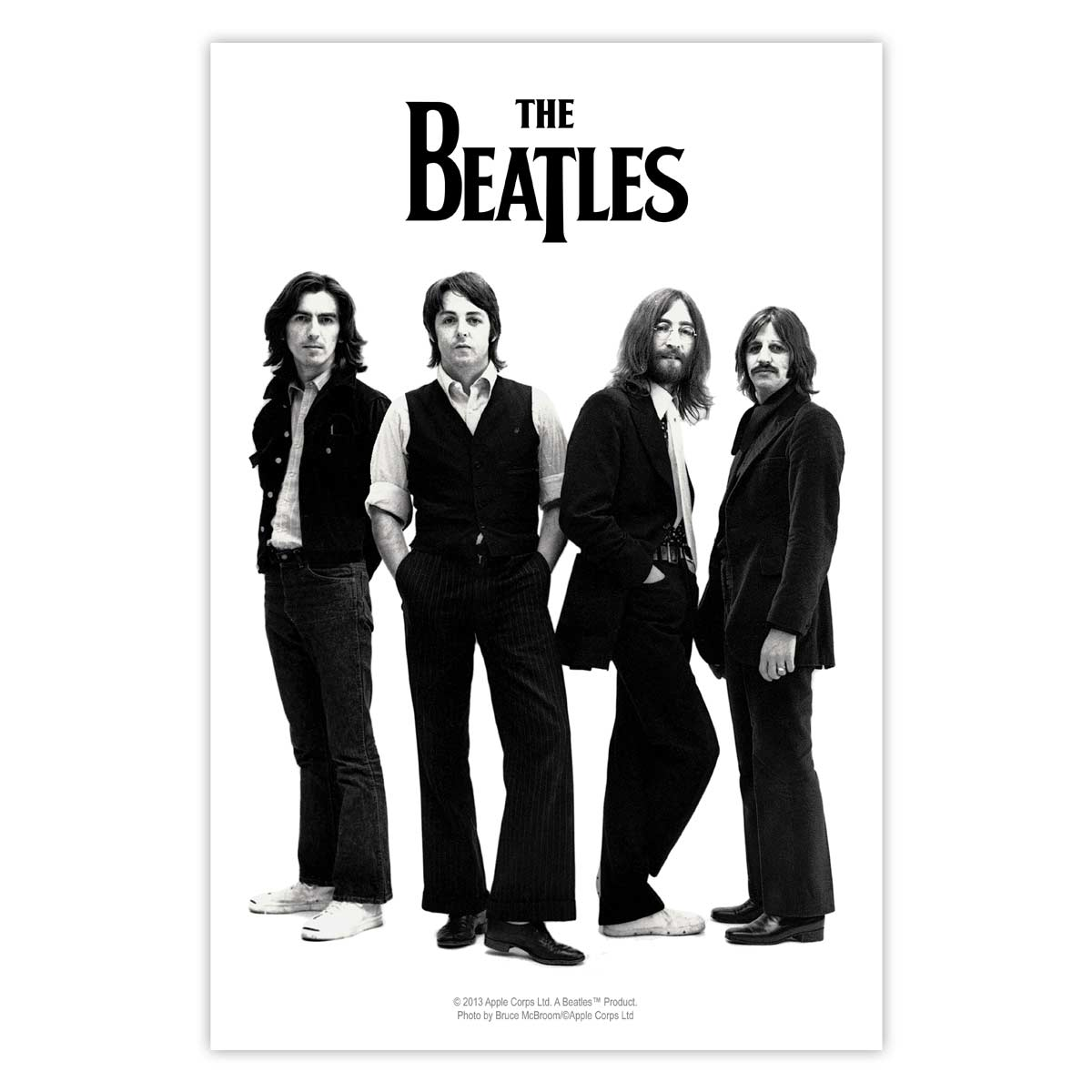 Poster The Beatles White Album