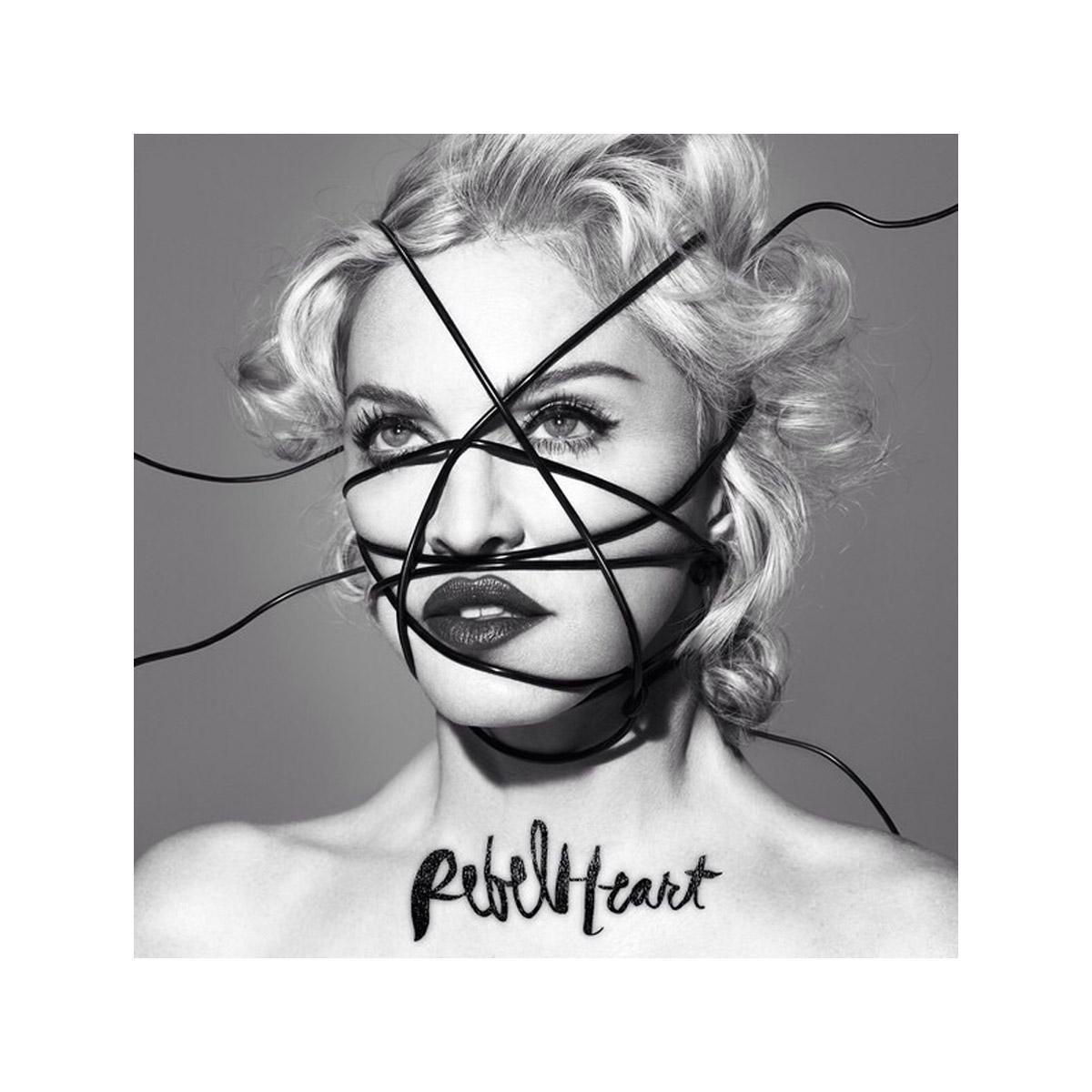 CD Madonna Rebel Heart