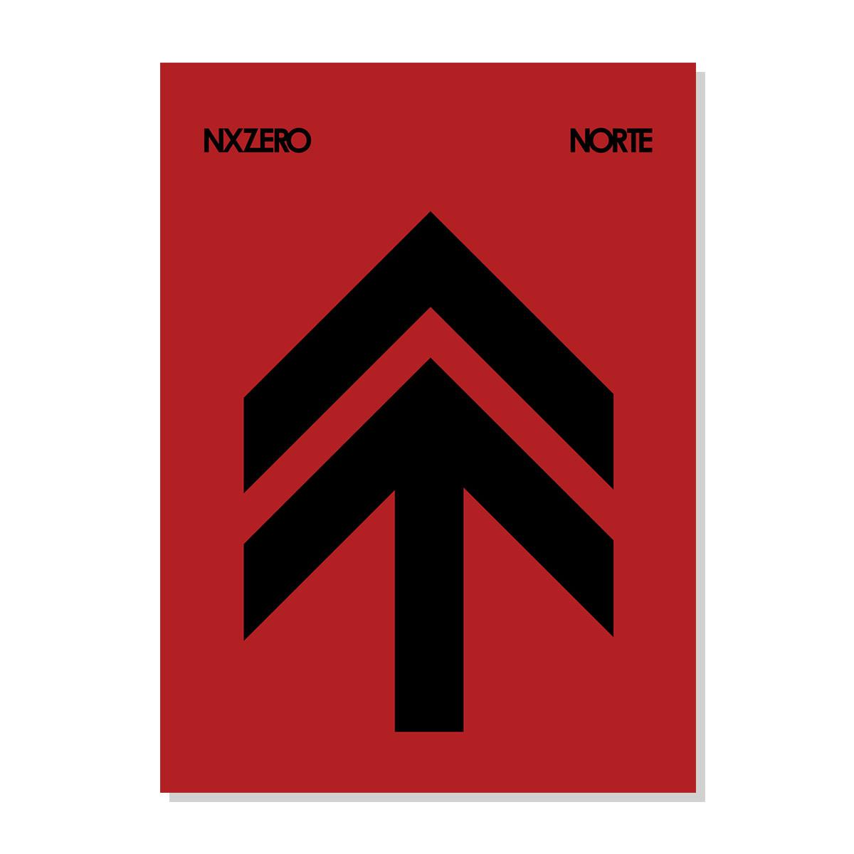 Combo NXZero Vinil LP Norte AUTOGRAFADO + Camiseta