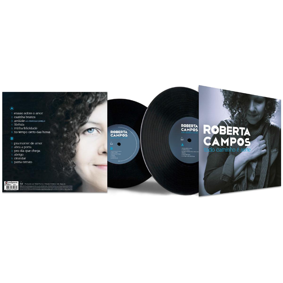 LP Roberta Campos Todo Caminho � Sorte