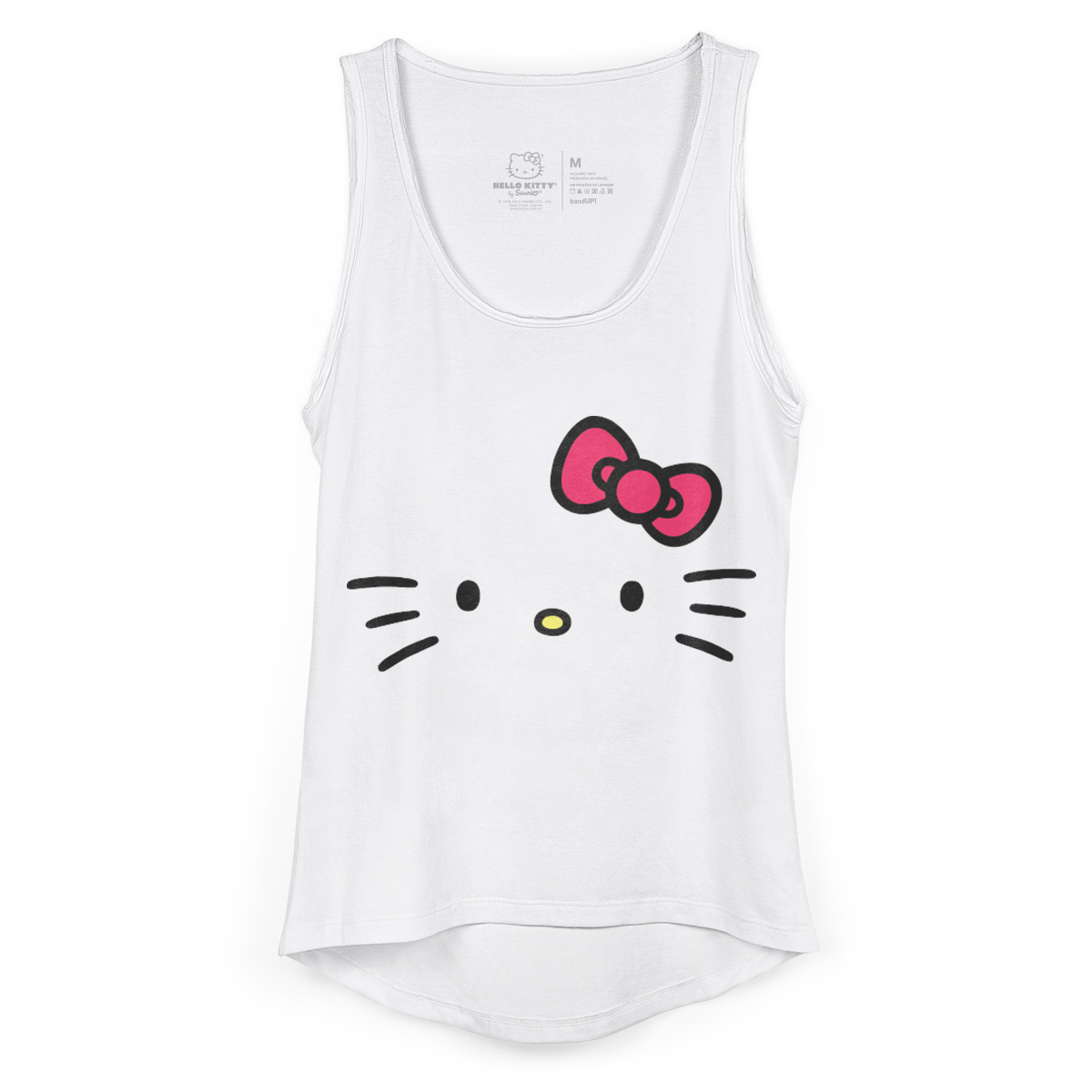 Regata Feminina Hello Kitty White