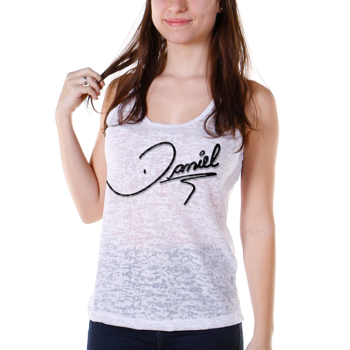 Regata Nadador Feminina Daniel Logo