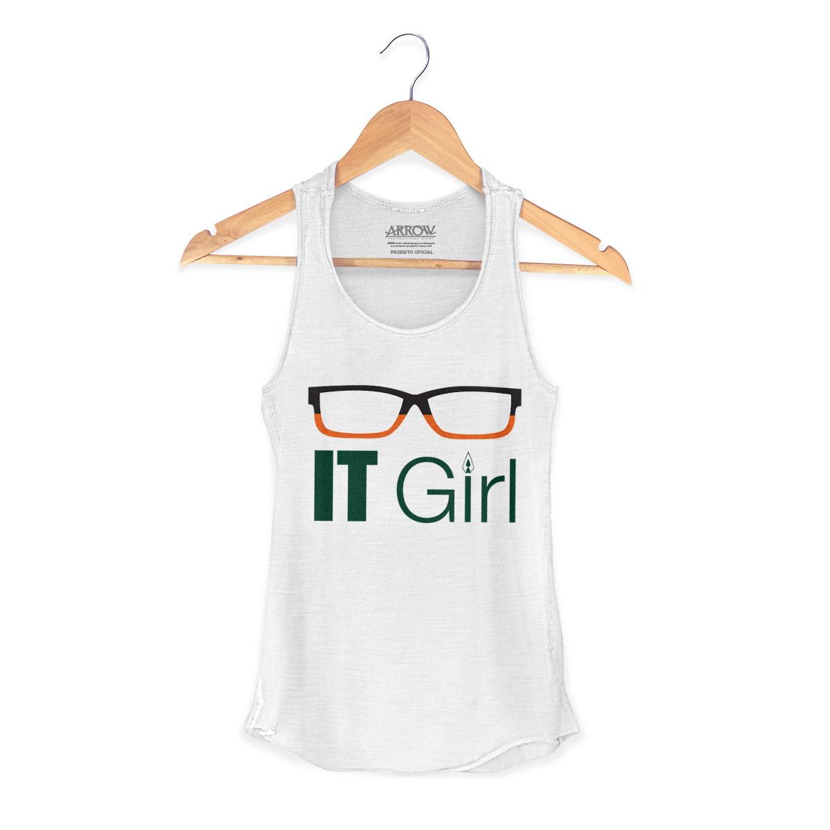 Regata Premium Feminina Arrow It Girl