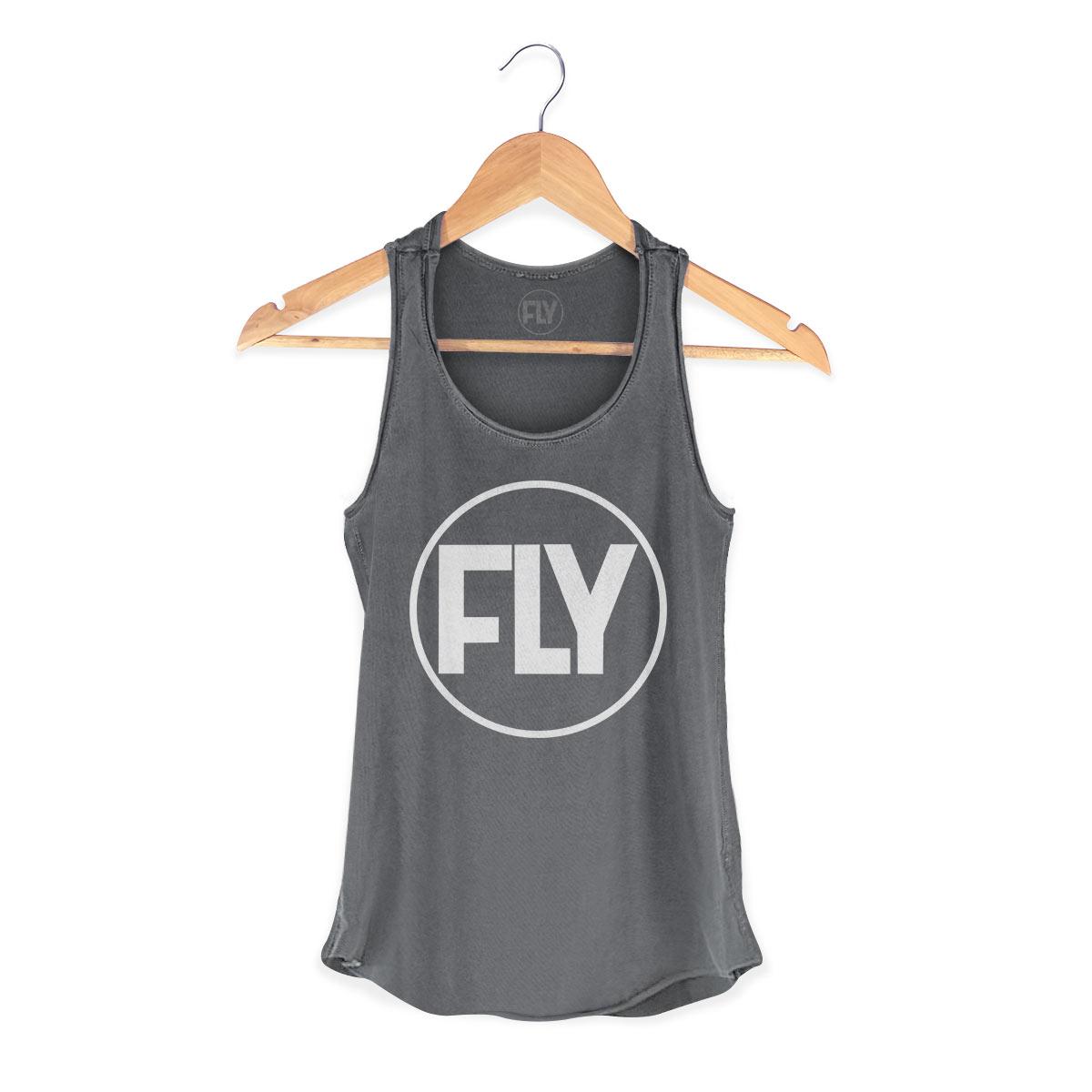 Regata Premium Feminina Banda Fly Logo