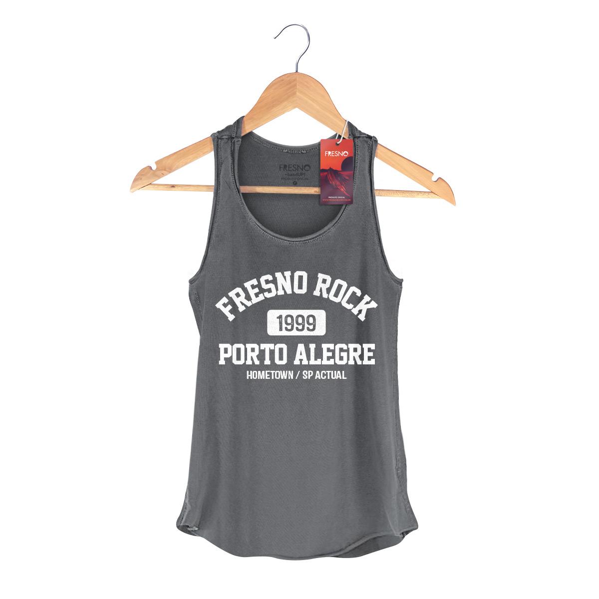 Regata Premium Feminina Fresno Rock
