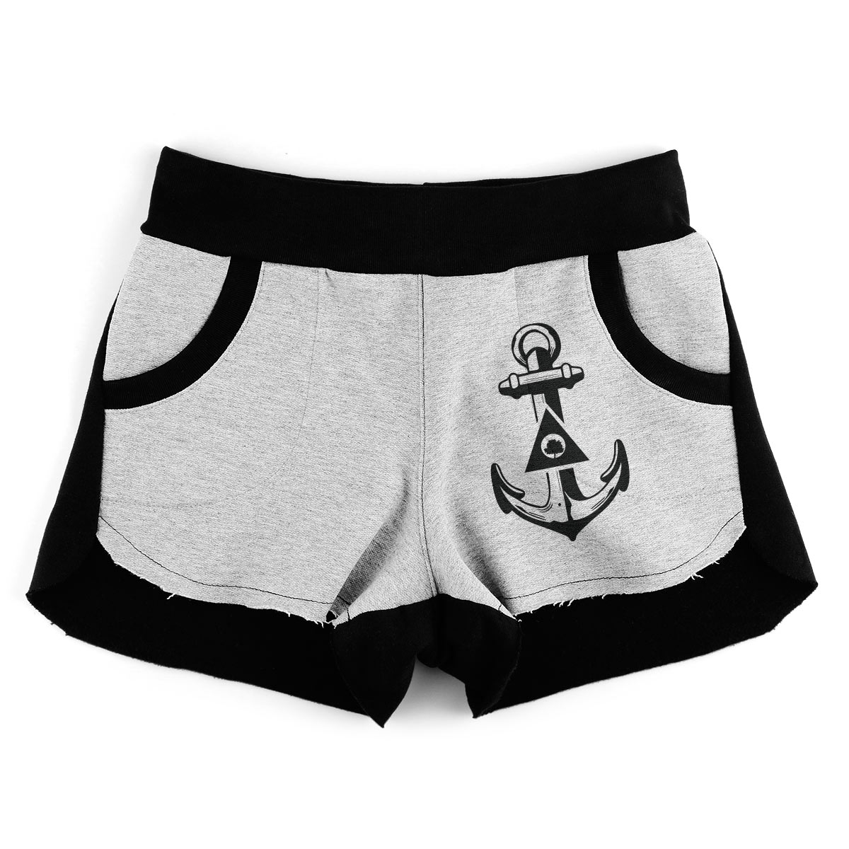Shorts de Moletom Fresno Anchor