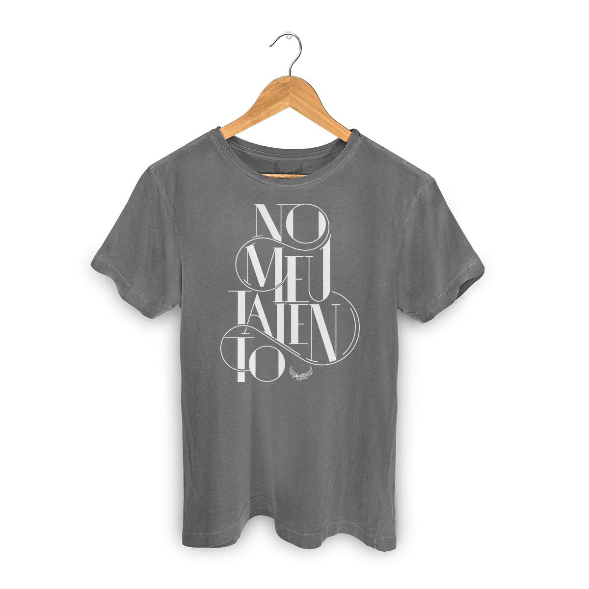 T-shirt Premium Anitta Te Hipnotizar no Meu Talento