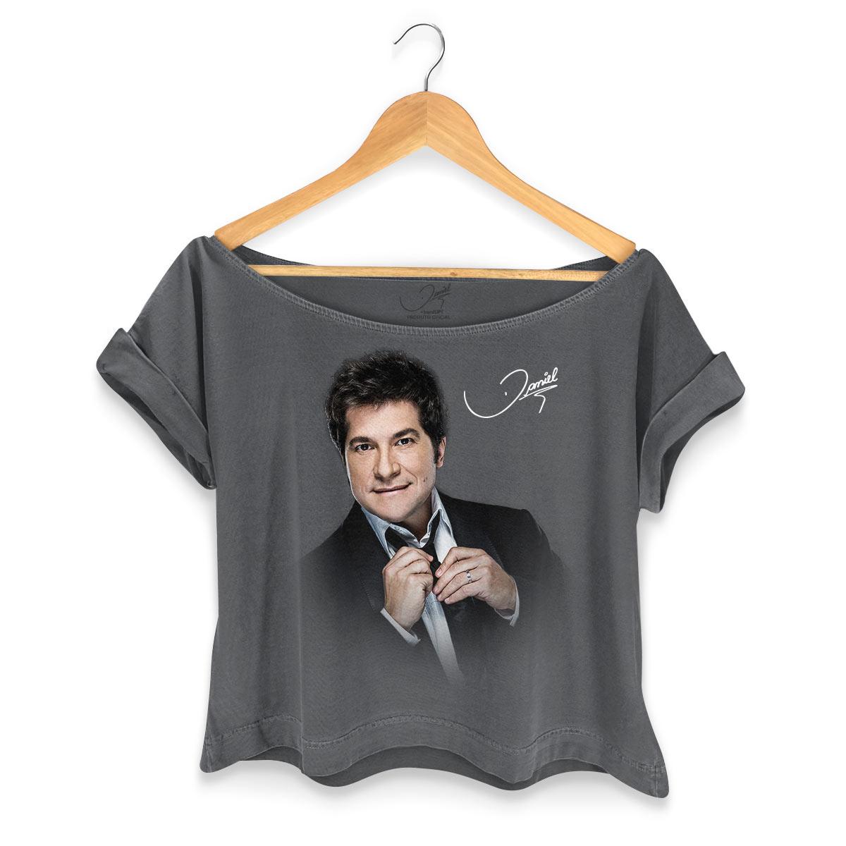 T-shirt Premium Feminina Daniel Charme