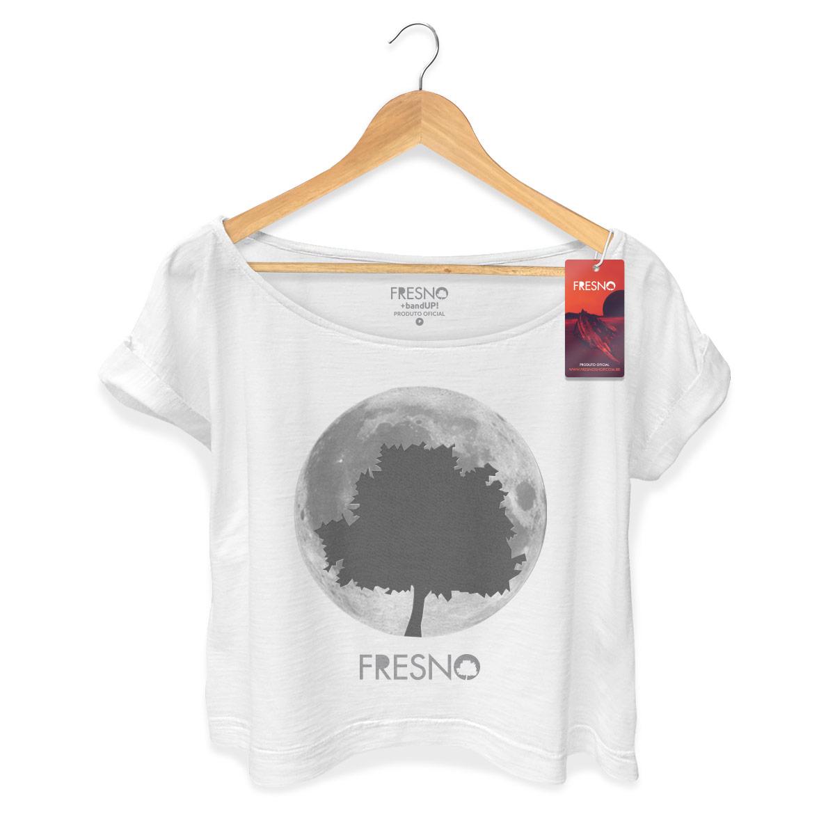 T-shirt Premium Feminina Fresno Árvore