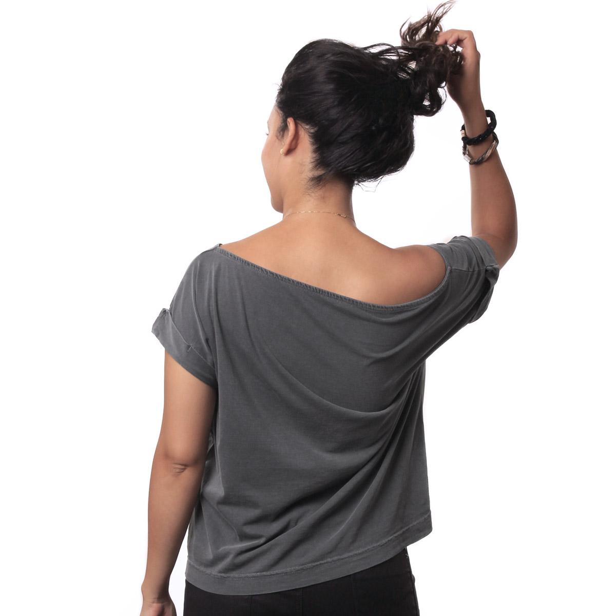 T-shirt Premium Feminina Luan Santana Duetos