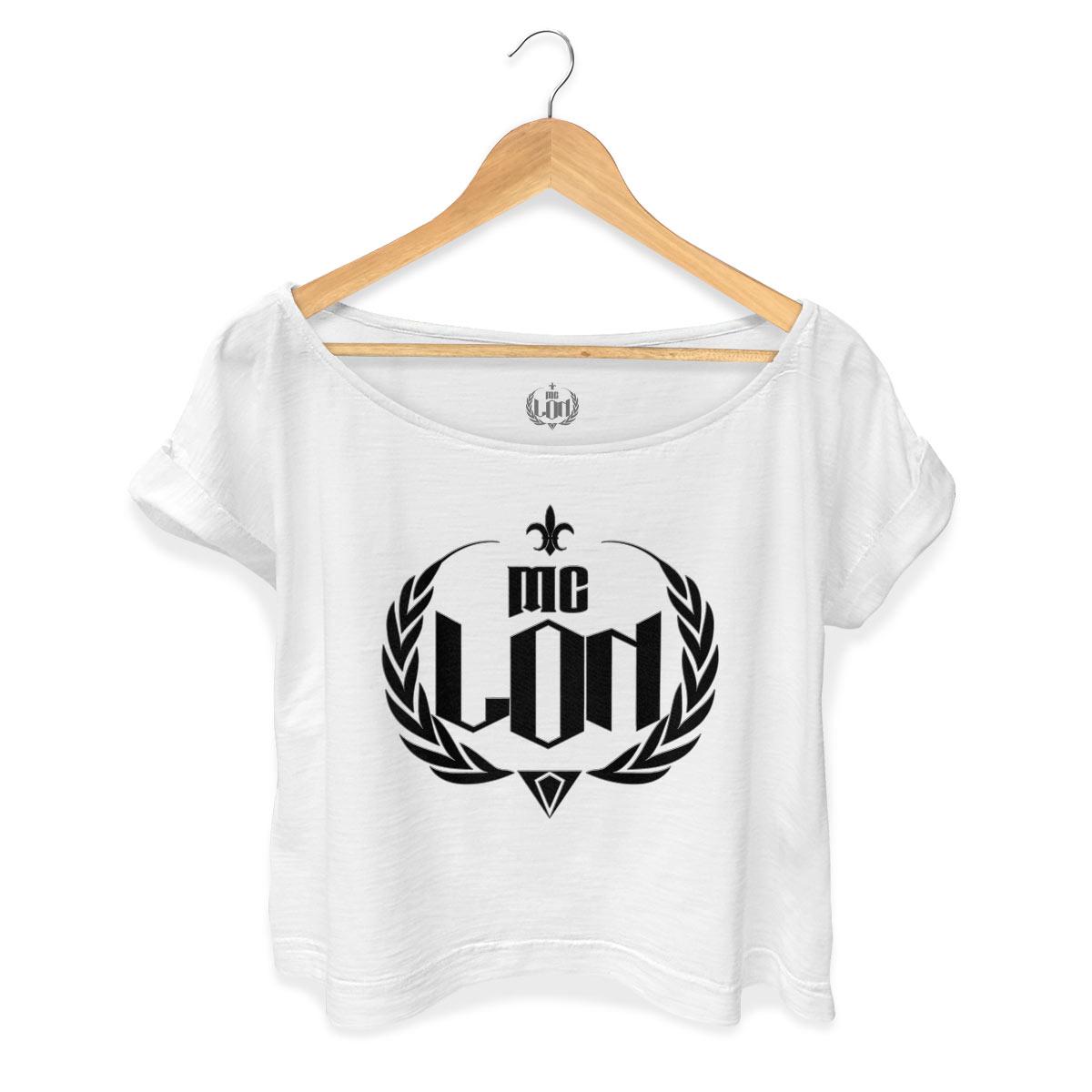 T-shirt Premium Feminina MC Lon Logo
