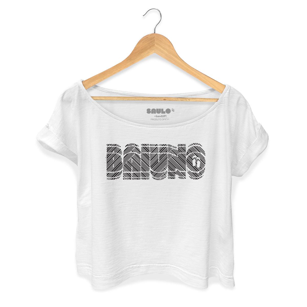T-shirt Premium Feminina Saulo Baiuno