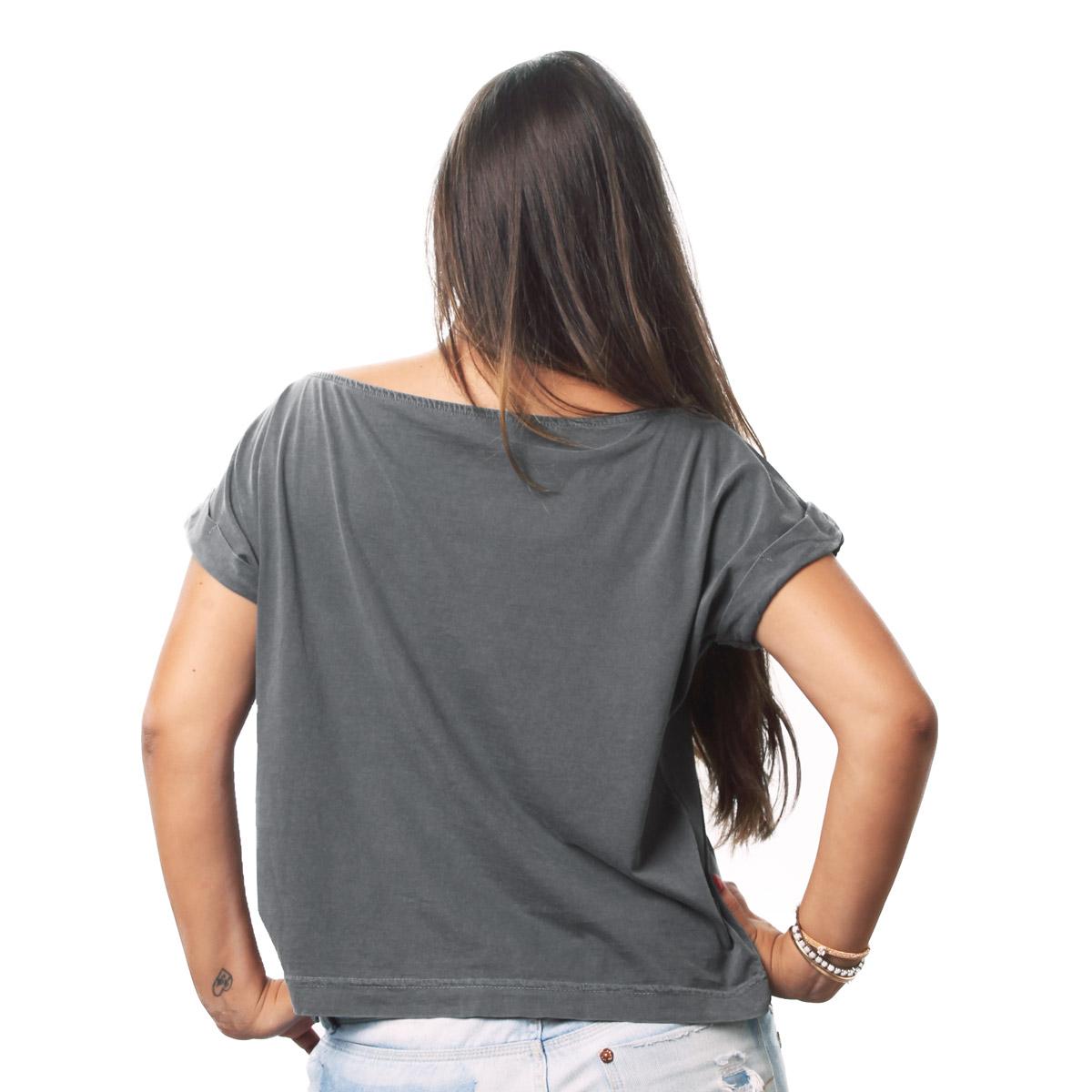T-shirt Premium Gola Canoa Ivete Sangalo Piscadela