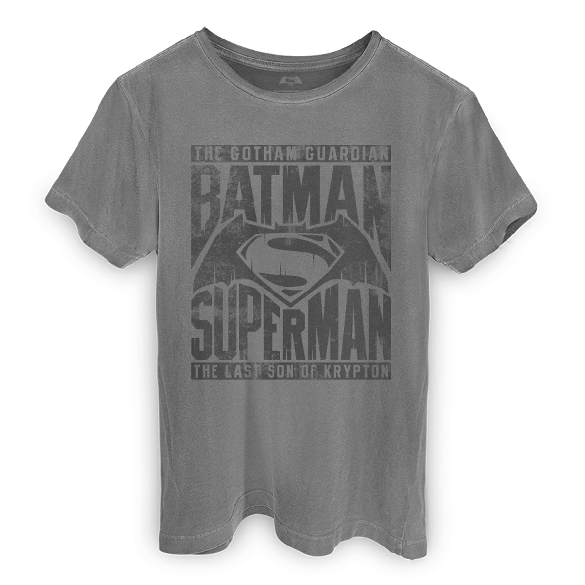 T-shirt Premium Masculina Batman VS Superman The Ultimate