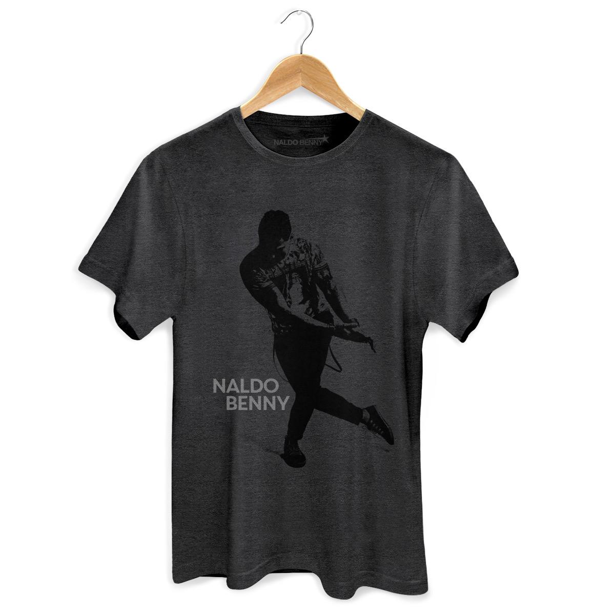 T-shirt Premium Masculina Naldo Benny Se Joga