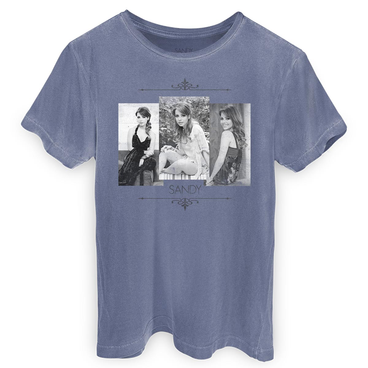 T-shirt Premium Masculina Sandy Pictures