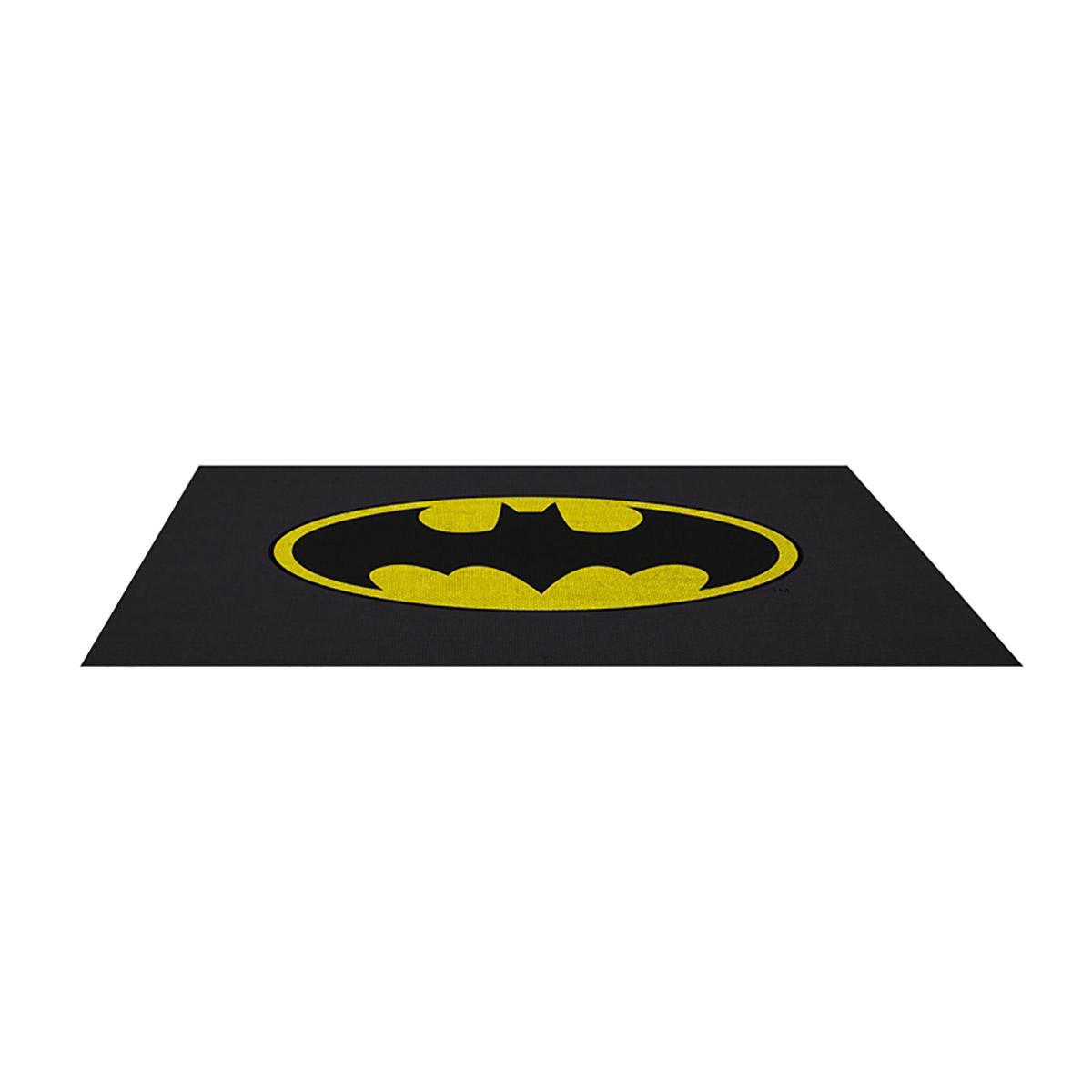 Tapete para banheiro Batman Logo