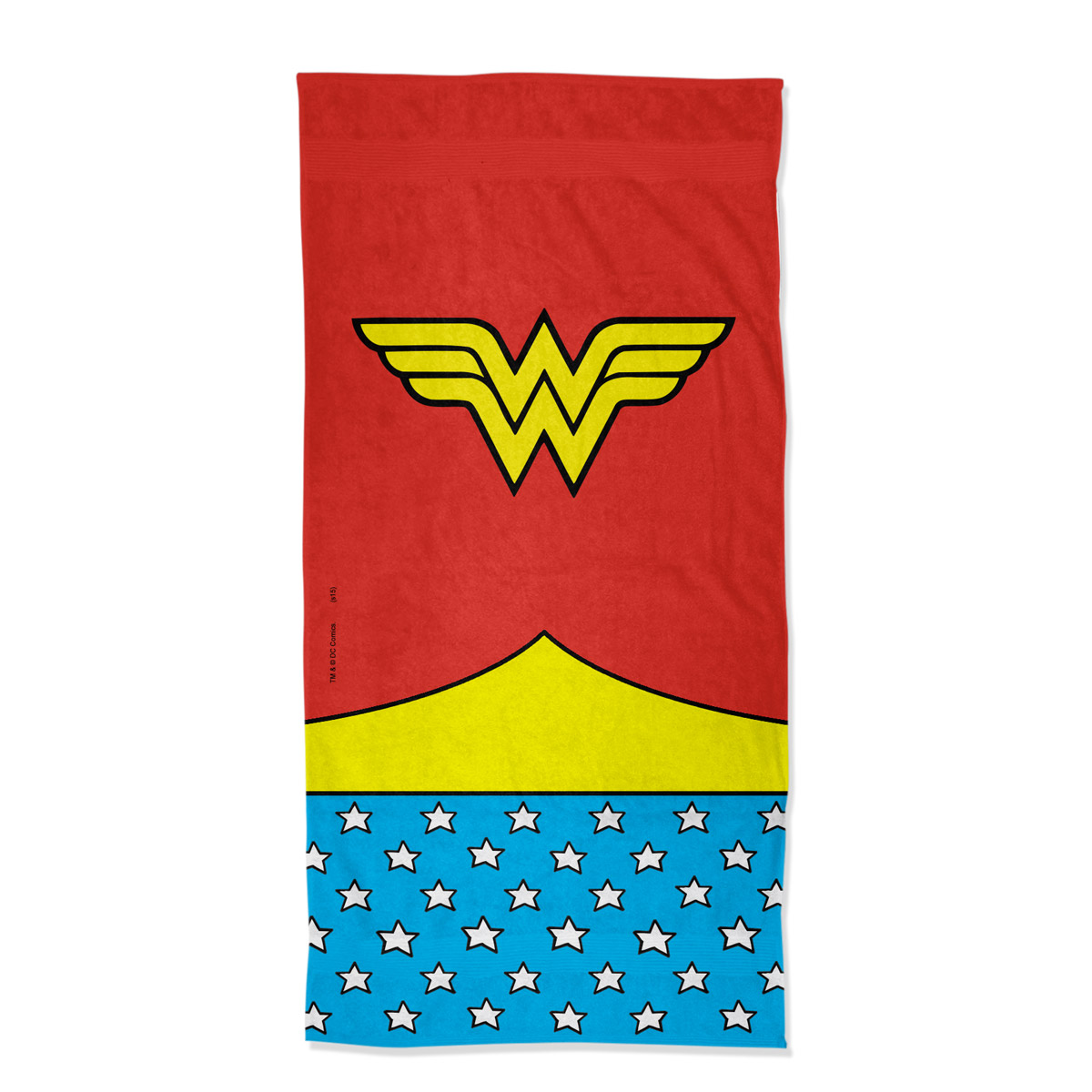 Toalha de Banho Wonder Woman Clothes